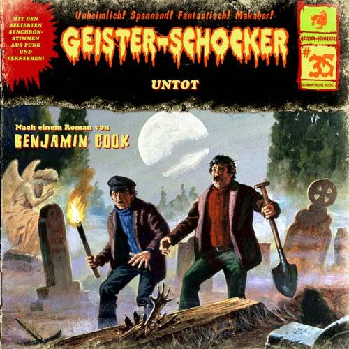Folge 35: Untot von Geister-Schocker