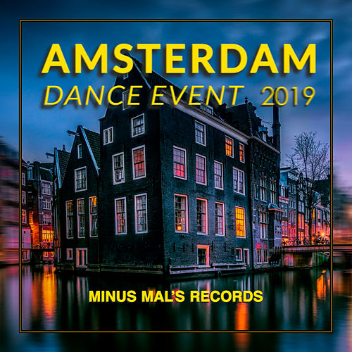 Amsterdam Dance Event 2019 by Various