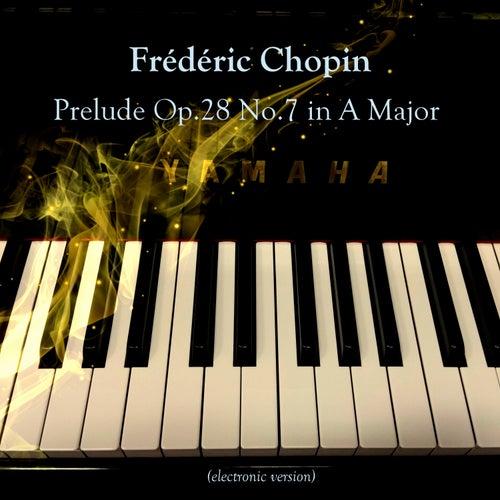 Prelude Op.28 No.7 in A Major de Relaxing Piano Music
