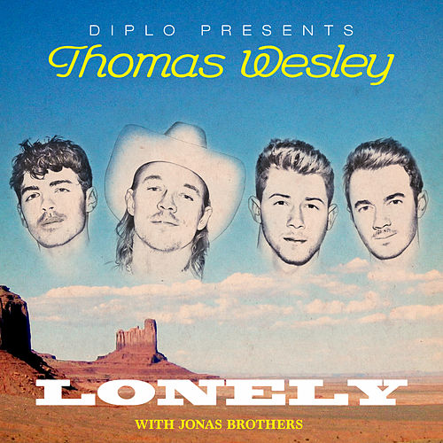 Lonely (feat. Jonas Brothers) de Diplo