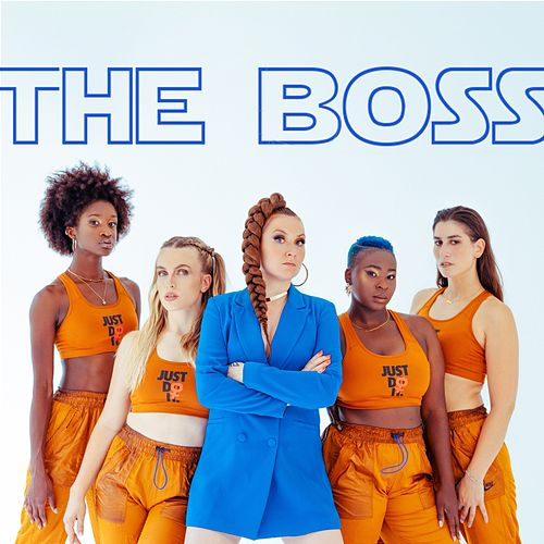 The Boss de Sarajane