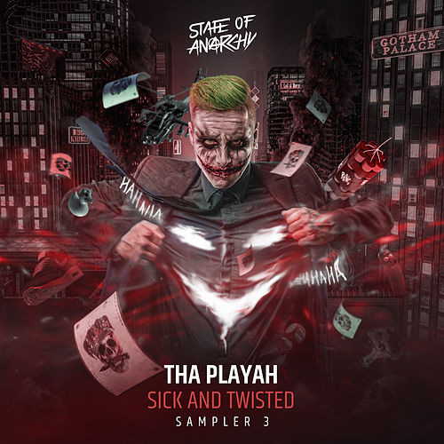 Sick And Twisted Sampler 3 by Tha Playah