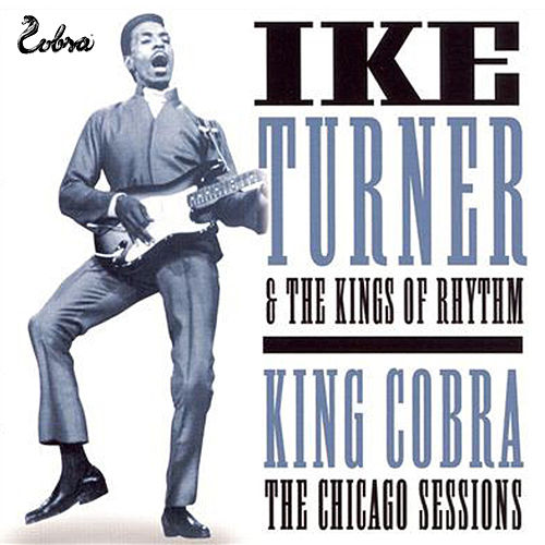 The Chicago Sessions von Ike Turner