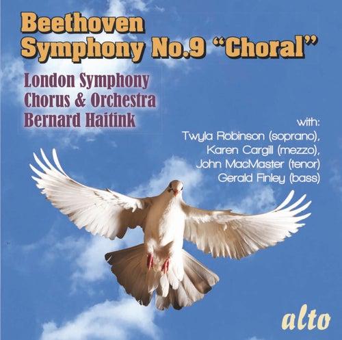 Beethoven: Symphony No. 9 - Haitink, London Symphony Orchestra by Bernard Haitink