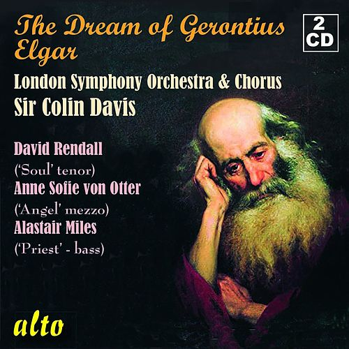 Elgar: The Dream of Gerontius – von Otter, Rendell, Davis, London Symphony Orchestra by Various Artists
