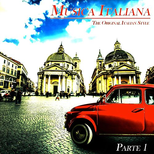 Musica italiana, pt. 1 de Various Artists