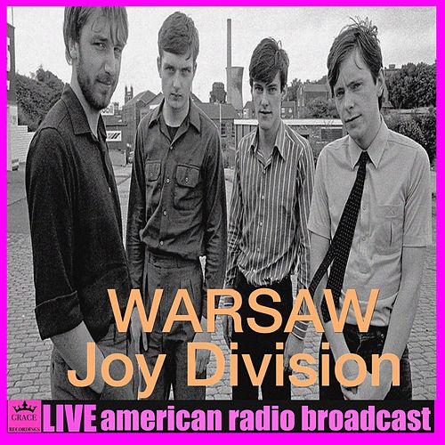 Warsaw (Live) de Joy Division