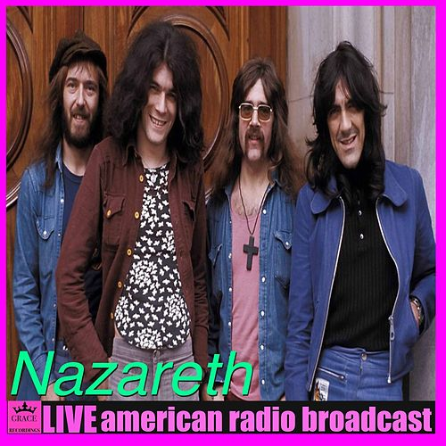 Nazareth (Live) de Nazareth