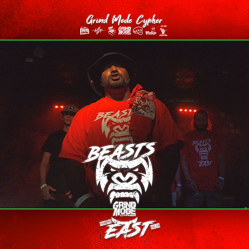 Grind Mode Cypher Beasts from the East, Vol. 16 de Lingo
