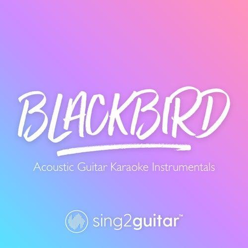 Blackbird (Acoustic Guitar Karaoke Instrumentals) von Sing2Guitar