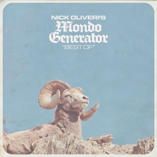 The Best of Mondo Generator de Nick Oliveri