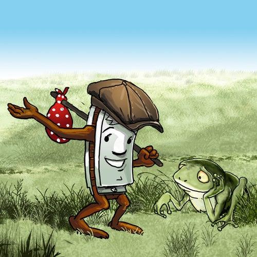 Froschkönig Blues von Die kleine Mundharmonika