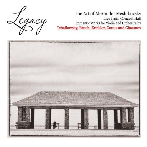 Legacy by Alexander Meshibovsky