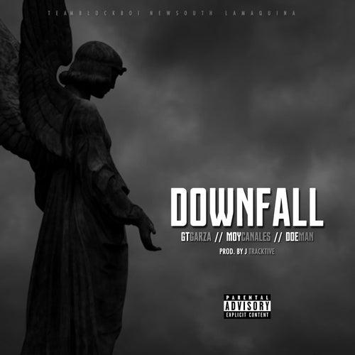 Downfall  (feat. GT Garza & Doeman) de Moy Canales