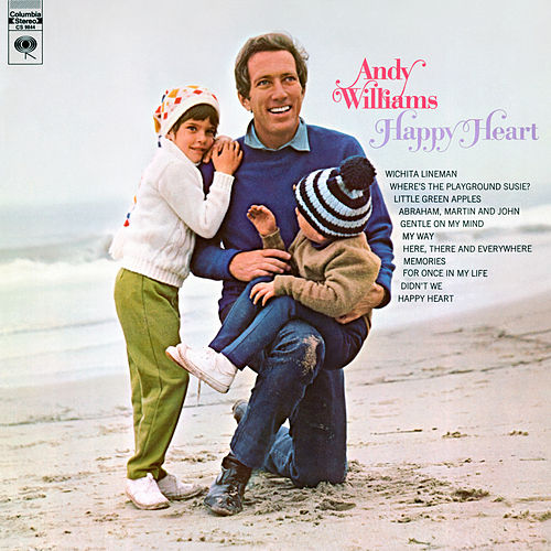 Happy Heart von Andy Williams
