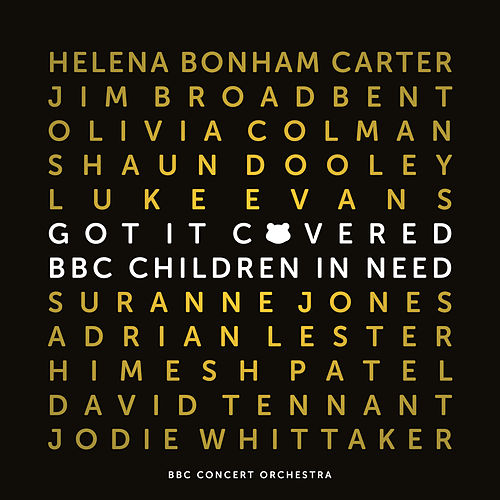 BBC Children in Need: Got It Covered by Various Artists