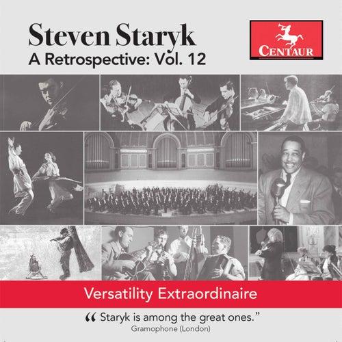 A Retrospective, Vol. 12 (Live) de Steven Staryk