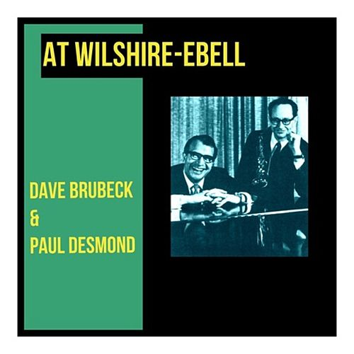 At Wilshire-Ebell by Dave Brubeck