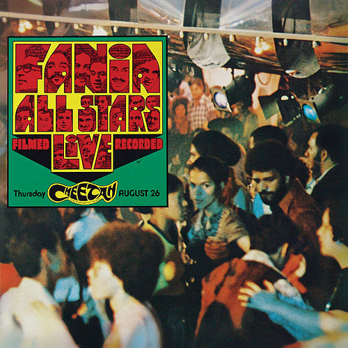 Live At The Cheetah, Vol. 1 (Live) de Fania All-Stars