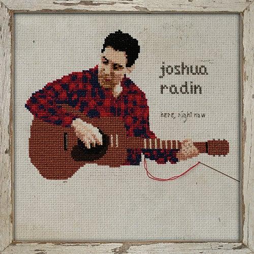 Here, Right Now fra Joshua Radin