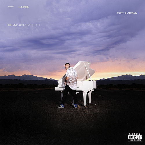 Re Mida (Piano Solo) di Lazza