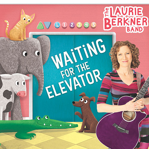 Waiting For The Elevator de The Laurie Berkner Band