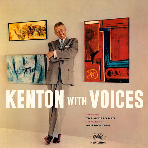 Kenton With Voices by Stan Kenton