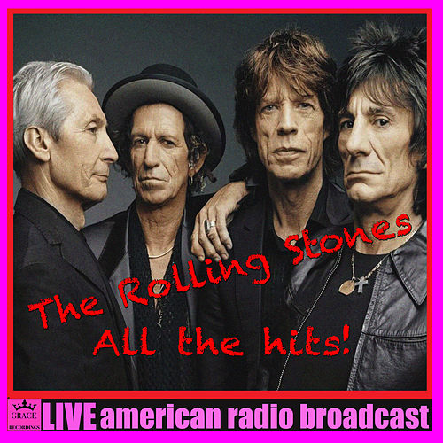 All The Hits! (Live) by The Rolling Stones