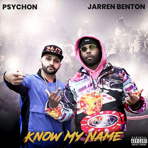Know My Name de Psychon