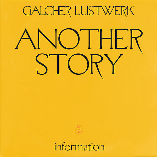 Another Story by Galcher Lustwerk