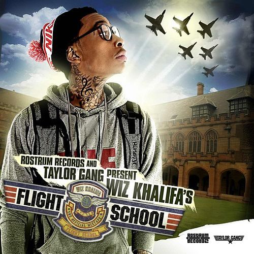 Flight School van Wiz Khalifa