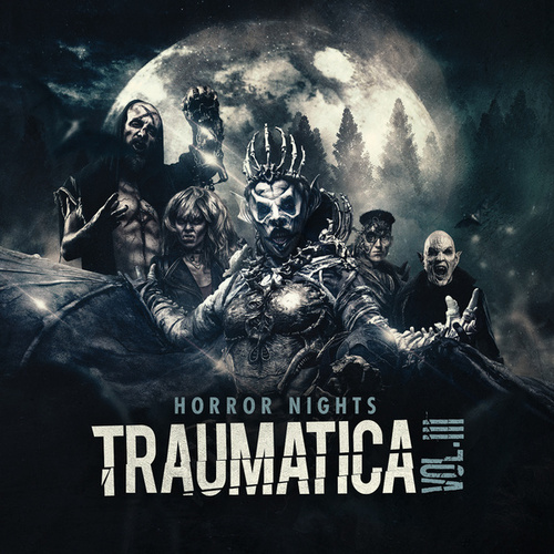 Horror Night : Traumatica, Vol. III (The Official Soundtrack by Benjamin Richter) by Benjamin Richter