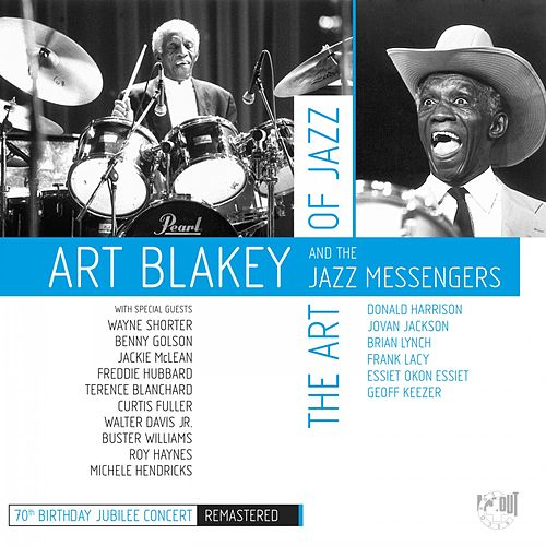 The Art of Jazz by Art Blakey
