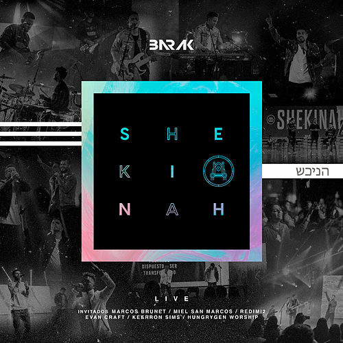 Shekinah (Live) de Barak