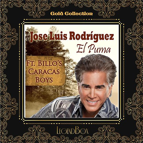 El Puma (Gold Collection) de José Luís Rodríguez