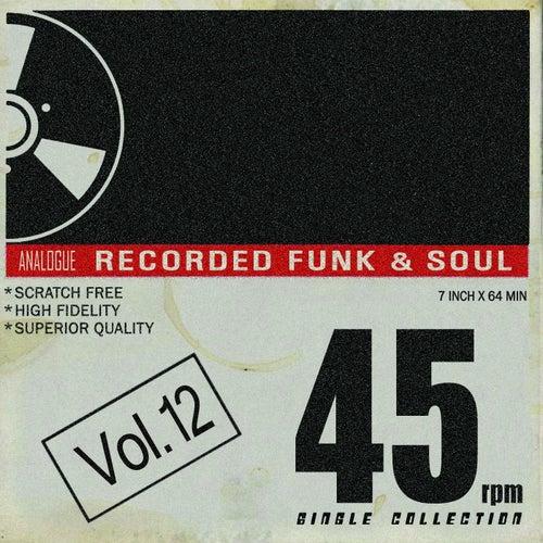 Tramp 45 RPM Single Collection, Vol. 12 de Various Artists