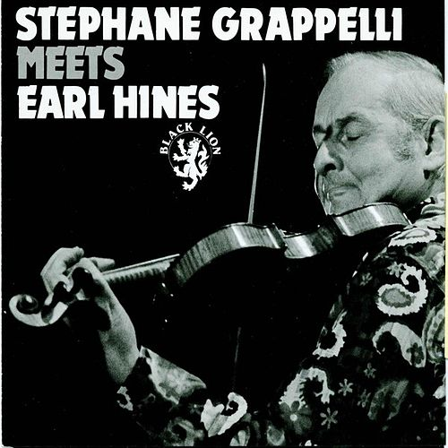 Meets Earl Hines de Stephane Grappelli