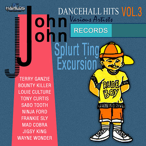John John Dancehall Hits Vol.3 by Various Artists