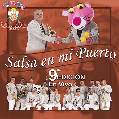 Salsa en Mi Puerto: 9Na Edición (En Vivo) de Orquesta Zaperoko de