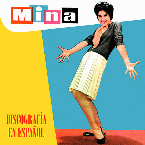 Discografía en Español, Discografia in Spagnolo (Remastered) von Mina