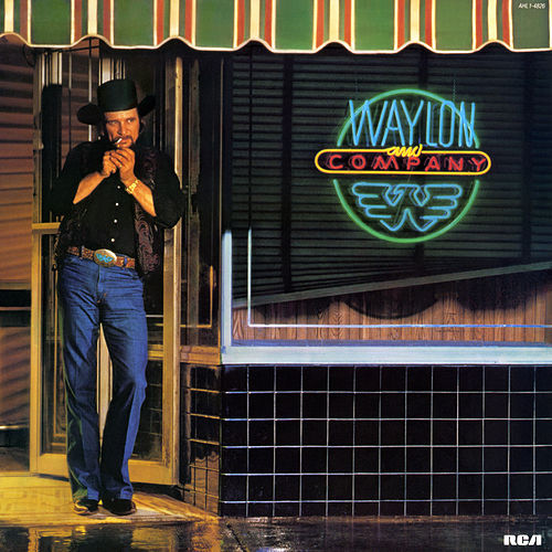 Waylon and Company van Waylon Jennings