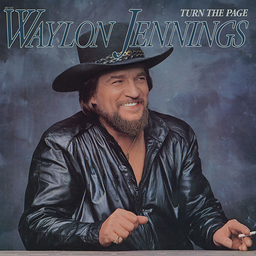 Turn The Page by Waylon Jennings
