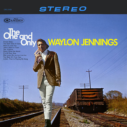 The One And Only von Waylon Jennings