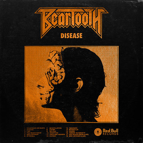 Disease (Deluxe Edition) by Beartooth