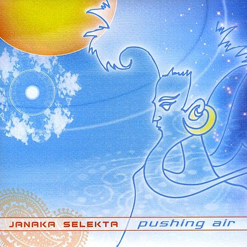 Pushing Air by Janaka Selekta