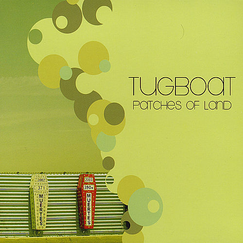 Patches of Land by Tugboat