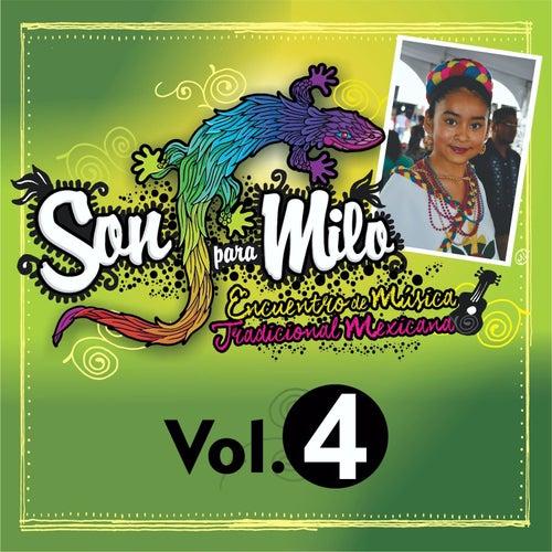 Son para Milo: Encuentro de Música Tradicional Mexicana Vol. 4 (En Vivo) de German Garcia