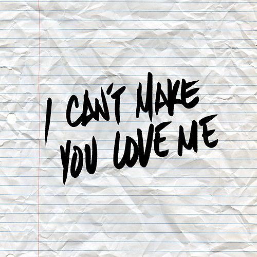 I Can't Make You Love Me by Teddy Swims
