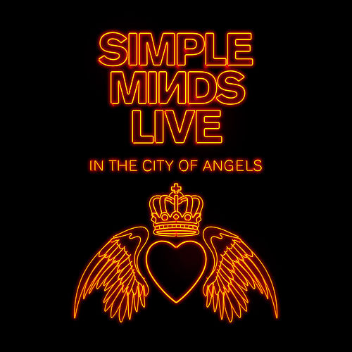 Walk Between Worlds (Live in the City of Angels) de Simple Minds