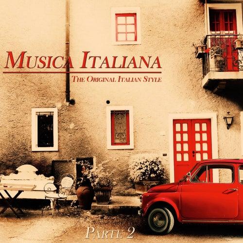 Musica italiana, pt. 2 de Various Artists